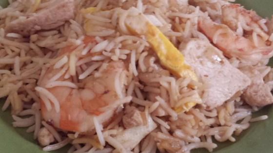Photo of Indonesian Fried Rice (Nasi Goreng) by frida