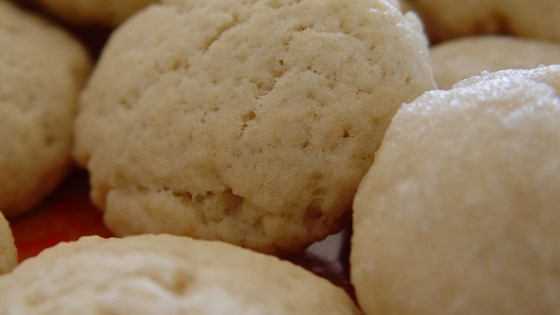Photo of Italian Anisette Cookies by Heather