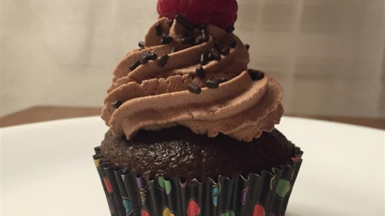 Food Processor Chocolate Whipped Cream Frosting