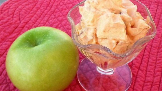 Easy Caramel Apple Salad