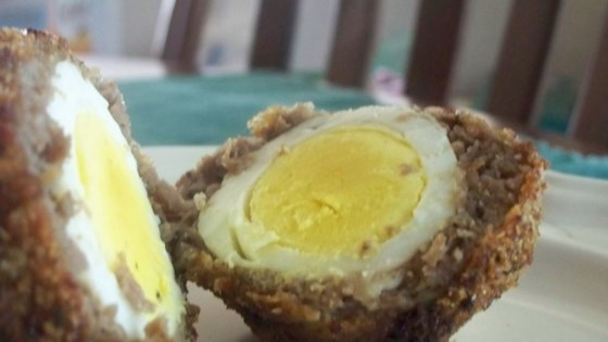 Scotch eggs recipe allrecipes scotch eggs forumfinder