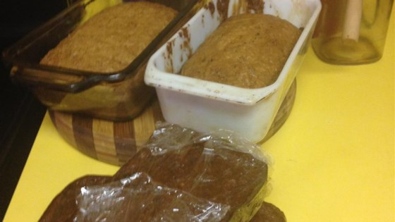 Photo of Chocolate Almond Pumpkin Bread by SueHoo