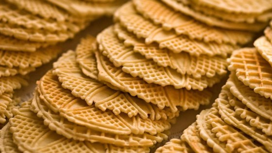Photo of Pizzelles I by Ed