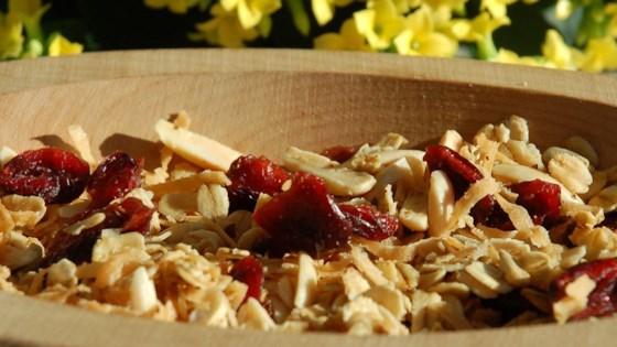 Photo of Almond Maple Granola by jlscharp