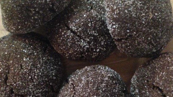 Photo of Dark Chocolate Molasses Cookies by Jocelyn Marks