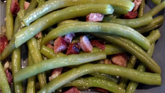 Photo of Green Beans with Bacon  by Susan Prestel