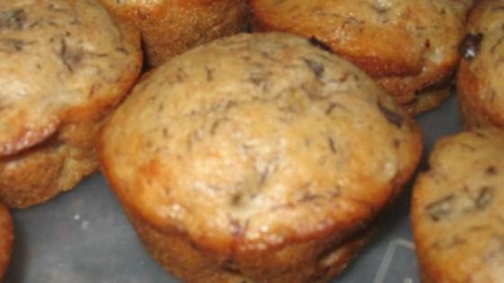 Banana Chip Muffins II