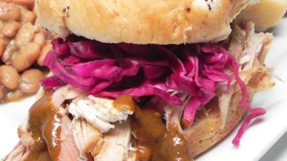 Photo of Brenda Kaye's Smoked Turkey by Stacy Cleland Oglesby