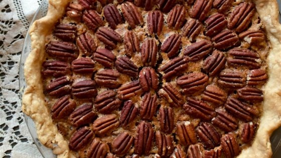 Photo of Caramel Pecan Pie by CORWYNN DARKHOLME