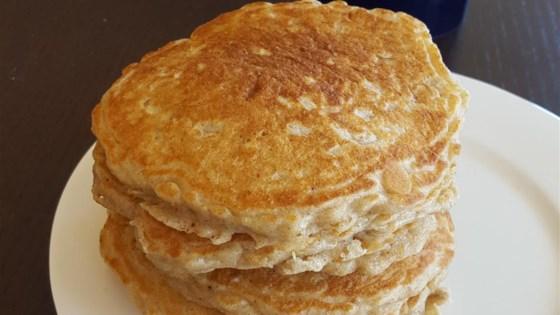 Buttermilk Oatmeal Pancakes