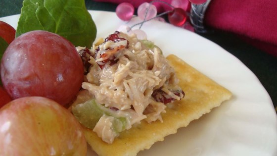 Photo of Deb's Cranchick Salad by Debra Parris