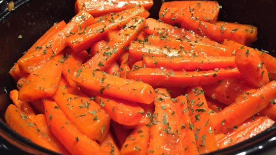 Photo of Brandy Glazed Carrots by joanne marie