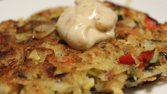 Photo of Shredded Potato Salmon Cakes by NATHALIE1