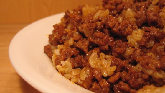 Photo of Keema (Indian-Style Ground Meat) by ajr