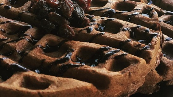 Photo of Chocolate Waffles I by JENNY69