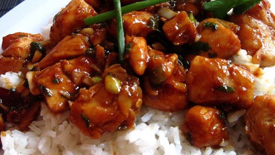 Chinese Food Recipes Szechuan Chicken