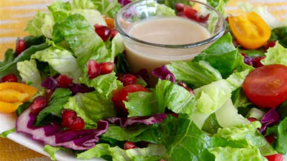 Photo of Yummy Pomegranate Vinaigrette Dressing by mel