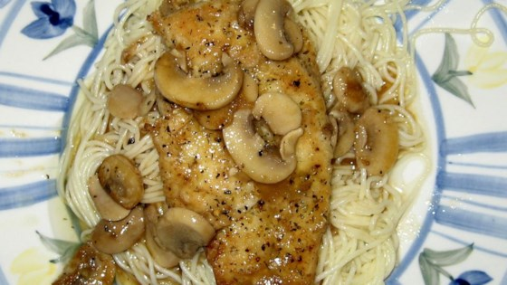 Photo of Mozzarella Chicken Marsala by BERNOSKYC