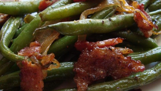 Photo of Smothered Green Beans by Michele O'Sullivan