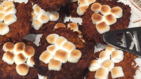 Photo of Sweet Potato Latkes by Harriet