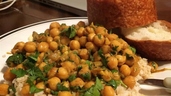 Photo of Chickpea Curry by AMINAH A. RAHMAN