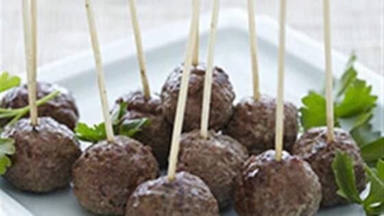 Photo of Original Ranch Meatballs Recipe by Hidden Valley® Ranch