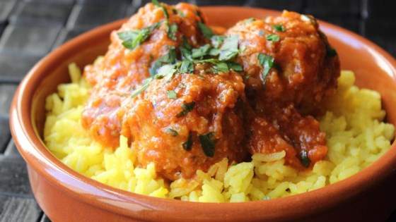 Photo of Turkey and Rice Meatballs (Albondigas) by Chef John