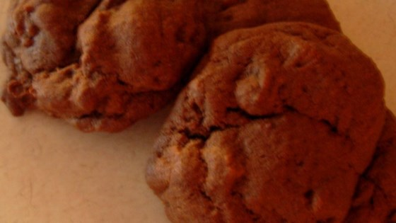Photo of Chocolate Chocolate Chip Cake Cookies by Chef Doogie
