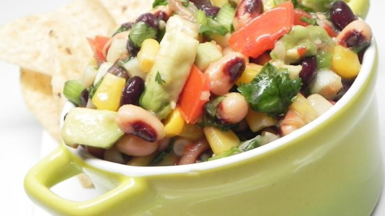 Photo of Quick Corn and Bean Salsa by Becky Harris