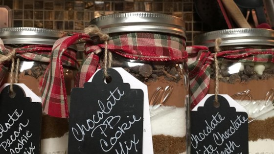 Photo of Chocolate Cookie Mix in a Jar by 1COOKIEGIRL