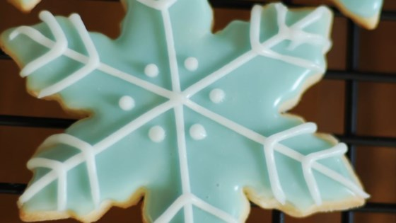 Sugar Cookie Icing Recipe Allrecipes Com