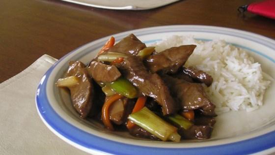 Mongolian Beef II