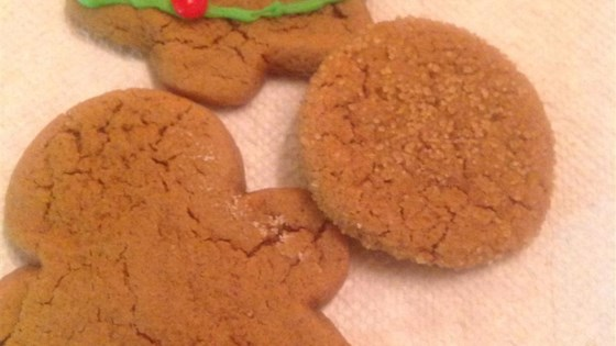 Photo of Molasses Cookies VI by Tammy