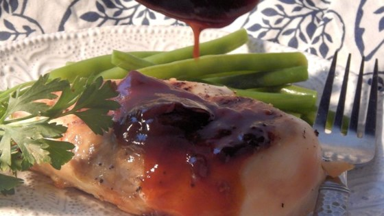 Photo of Easy Chipotle Peach Barbeque Sauce by Joel Carpenter- Choctaw Chef