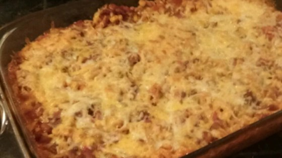 Photo of Throw Together Mexican Casserole by sal