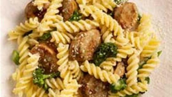 Photo of Gluten Free Chicken Sausage & Broccoli Rabe Rotini by Barilla