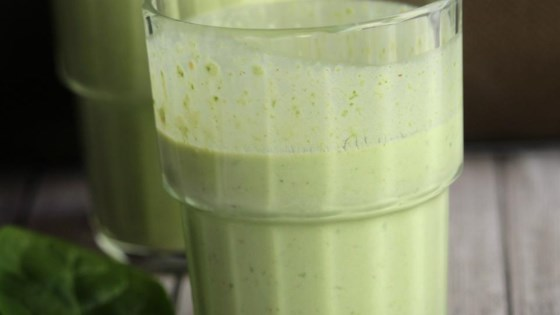 Green Monster Smoothie Recipe