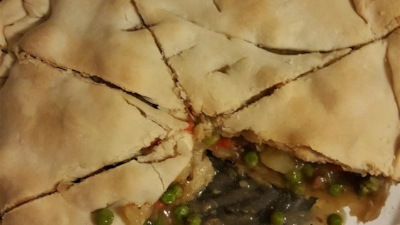 Photo of Beef Pot Pie III by Stephanie