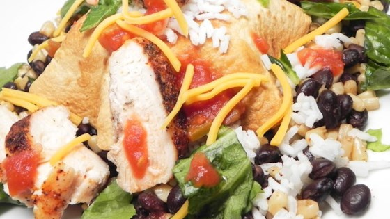 Photo of Naked Chicken Burrito Bowl  by Janessa