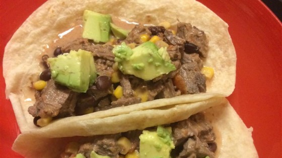 Photo of Slow Cooker Venison Burritos by Lori