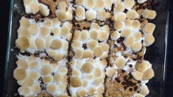 Photo of S'mores Lasagna by Olivia Patrick