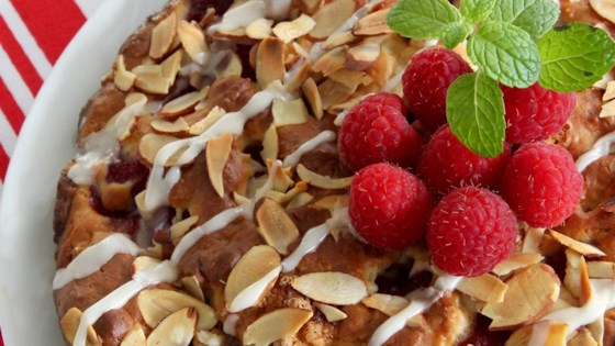 Photo of Raspberry Almond Coffeecake by Melissa Marsh