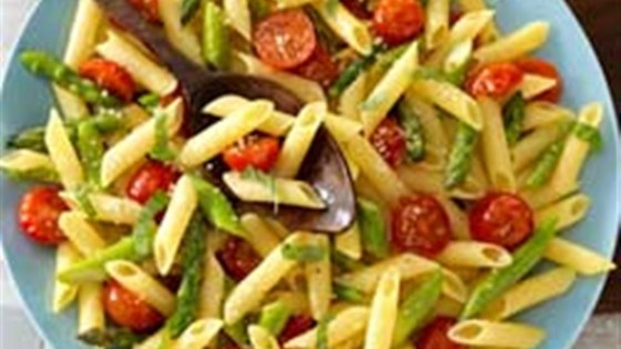 Photo of Gluten Free Penne with Sauteed Veggies by Barilla