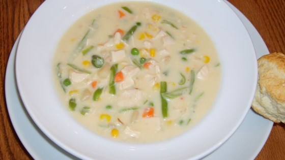 Photo of Chicken Pot Pie Soup by TRACYHIBB
