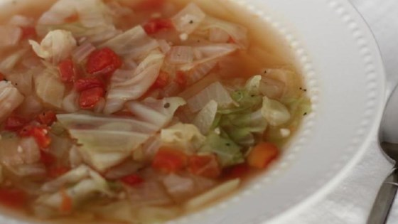 Photo of Healing Cabbage Soup by JGCASE