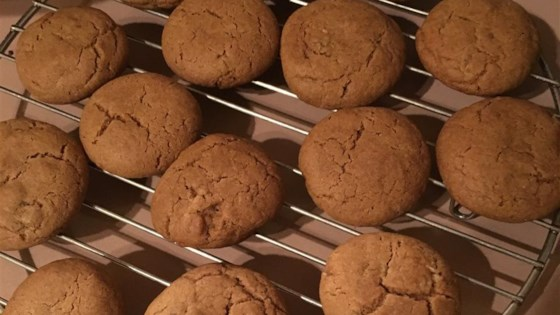 Photo of Ginger Snap Cookies by Kathleen Dickerson