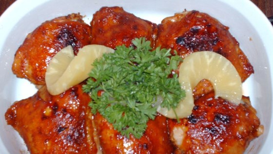 Photo of Caribbean Canadian Glazed Chicken by lcpgh