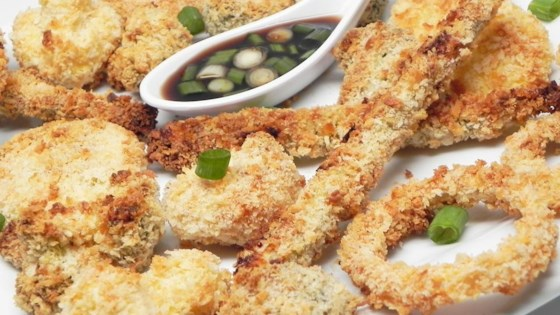 Photo of Baked Vegetable Tempura by deb