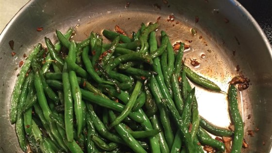 Photo of Ken Shoe Green Beans by GRANDMASCOOKIES215