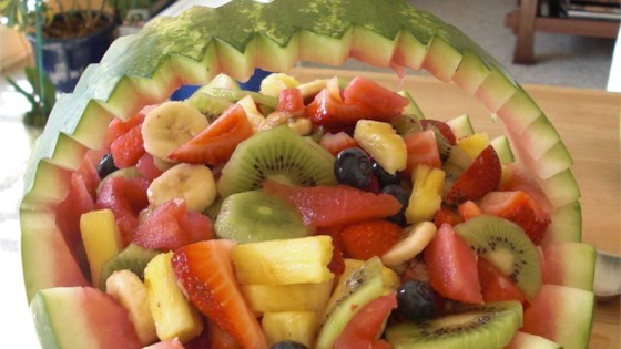 Photo of Watermelon Fruit Bowl by CINDY N.